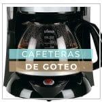Cafetera de goteo (o americana)