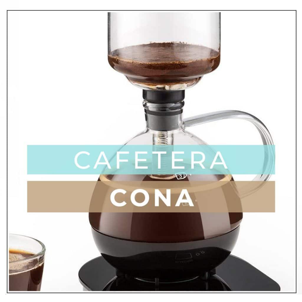 Cafeteras Cona