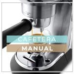 Cafeteras express manuales