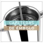 Cafeteras de émbolo