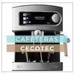 Cafeteras Cecotec