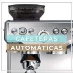 Cafeteras superautomáticas (con molinillo)