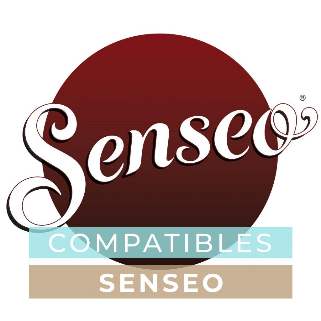 Senseo monodosis compatibles