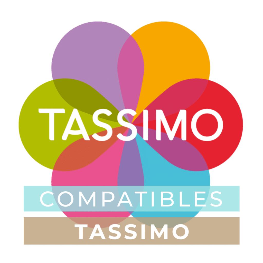 Cápsulas Tassimo compatibles